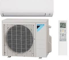 Daikin heat pump system
